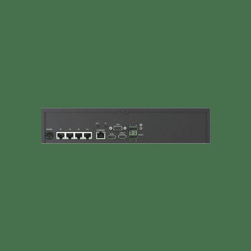 DNR-2020-04P یک دستگاه همه کاره ضبط تصاویر ویدیویی است که امکان ثبت تصاویر 16 دوربین را بر روی دو هارد خود دارد.