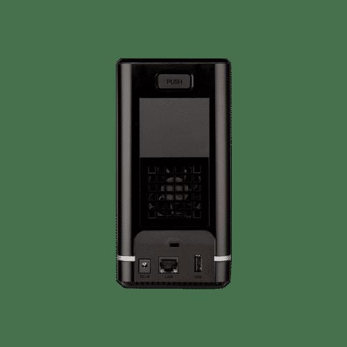 دستگاهDNS-320L یک راه حل بسیار مناسب برایبه اشتراک گذاری و تهیه نسخه پشتیبان از اطلاعات است