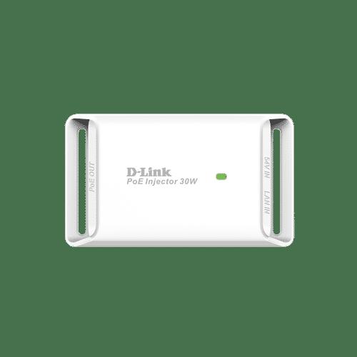 مبدل DPE-301GI یک پورت گیگابیتی شبکه ، با قابلیت PoE در اختیار شما قرار می ده