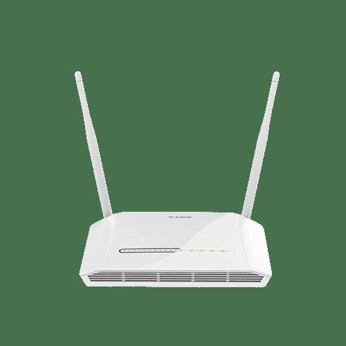 DSL-2790U روتر بی سیم ADSL با به کارگیری درگاه یکپارجه پر سرعت +ADSL2 به اینترنت متصل می شود.