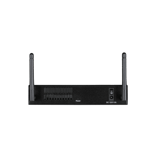 تکنولوژی بی سیم با استاندارد IEEE 802.11n که در روتر DSR-150 مورد استفاده قرار گرفته است