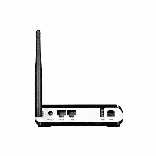DWR-732 روتربی سیم +HSPA امکان دسترسی کاربران به شبکه های اتصال باند پهن قابل حمل در سراسر جهان را فراهم می کند