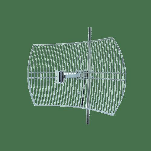 این انتن را می توان برای تقویت سیگنال های ارسالی و دریافتی در محدوده فرکانسی 2.4GHz مورد استفاده قرار داد