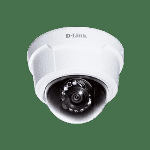 دوربین DCS-6113V دارای یکورت شبکه با قابلیت PoE است
