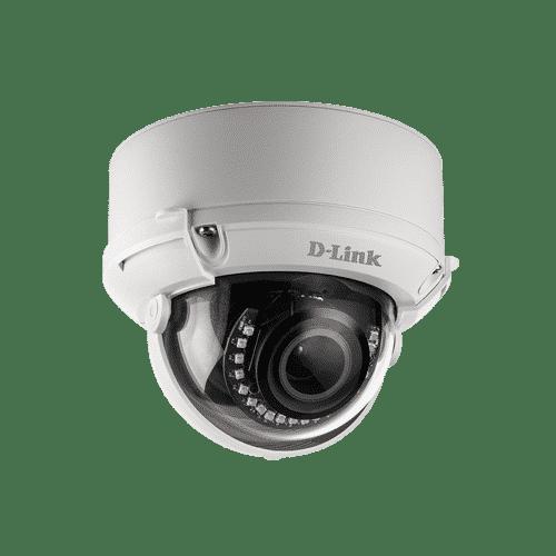 دوربین DCS-6517 با وضوح تصویر بالا و سنسور تصویر ۵ مگاپیگسلی و قابلیت دید در شب یک دوربین نظارتی مناسب برای شرکت های کوچک؛متوسط و بزرگ محسوب می شود