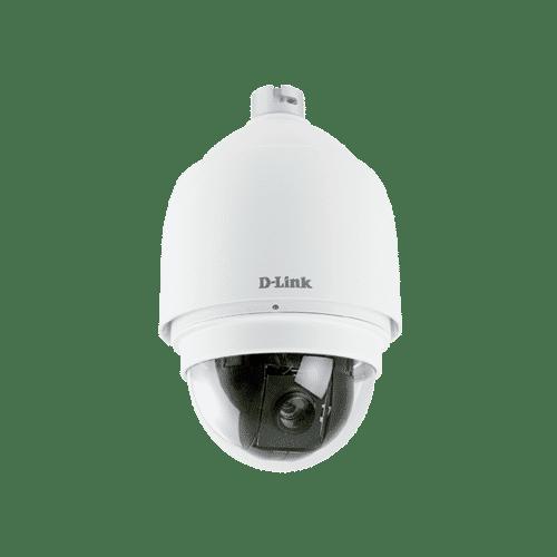 دوربین DCS-6915 با وضوح تصویر ۲ مگاپیکسلی و سرعت چرخش بالا