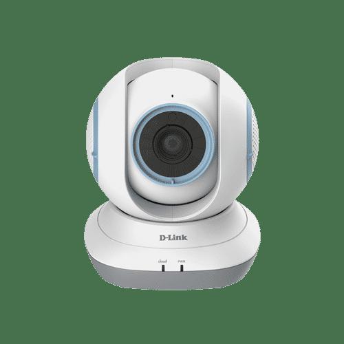 امکان نظارت بر کودک در هر کجا و در هر زمان با دوربین نظارت بر کودک DCS-855L فراهم می شود