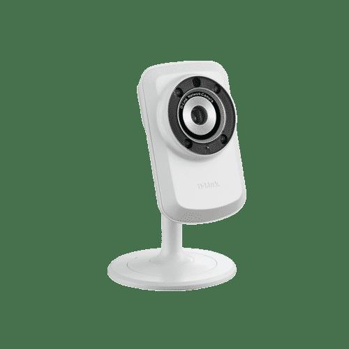 دوربین نظارتی خانه هوشمند مدلDCS-932L دارای اندازه ای کوچک