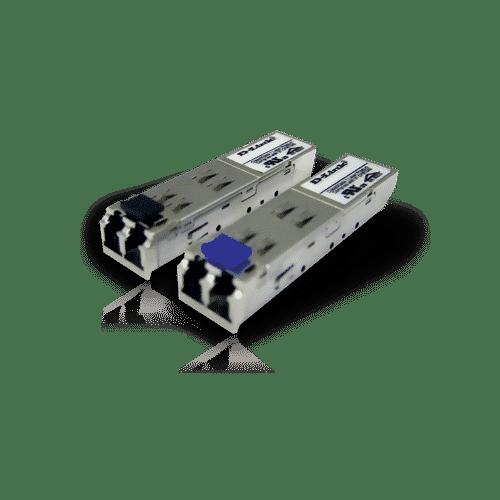 ترنسیور های SFP گیگابیتی دی-لینک