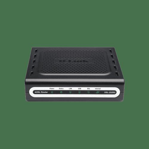 این مودم ADSL با بکارگیری درگاه یکپارجه پر سرعت +ADSL2 به اینترنت متصل می شود