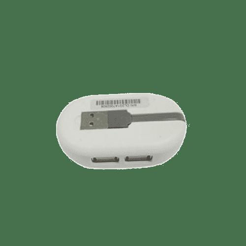 هاب قابل حملDUB-1040 دارای 4 پورت USB است