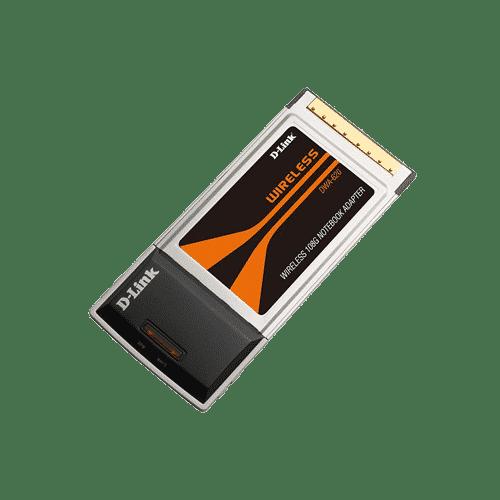 DWA-620 کارت شبکه بی سیم PCMCIA با سرعت انتقال اطلاعات 108 مگابیت