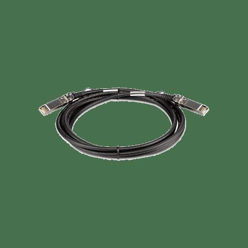 کابلDEM-CB300S برای کانکتور های 10G طراحی شده است یا سوییچ های گیگابیتی که دارای Uplink های 10G هستند.