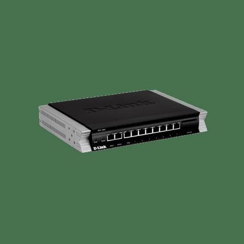 فایروالDFL-860 ویژگی های پیشرفته امنیتی برای مدیریت، مانیتور کردن و حفظ یک شبکه امنو سالم را ارایه میکند.