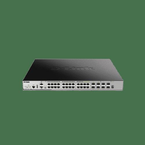 DGS-3630-28TC یکی از سوییچ های سری DGS-3630 دی-لینک است.
