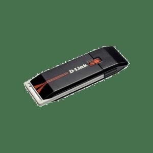آداپتور بی سیم DWA-120 عملکردی بی نظیر را برای کامپیوترها و لپتاپ ها به همراه می آورد.