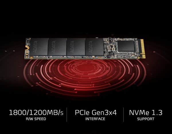 اس اس دی SX6000 Lite PCIe