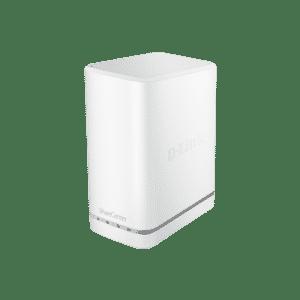 ذخیره ساز تحت شبکهDNS-327L با دودرگاه هارد یک راه حل آسان اما قدرتمند و همه کاره محسوب می شود