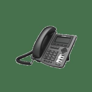 کافی است تلفن اینترنتی DPH-150S خود را به مودم DSL-Cable و یا روتر خود متصل کنید.