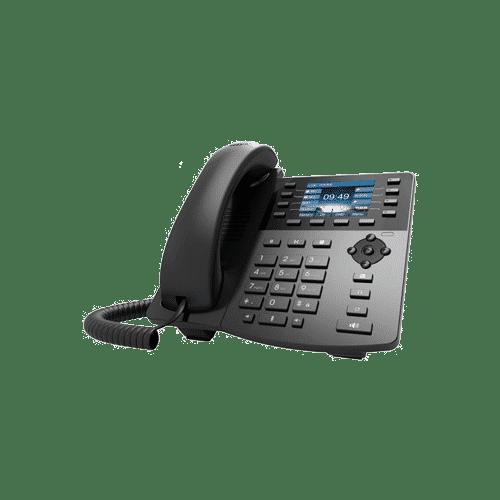 تلفن های تحت شبکهDPH-150SE/F5 به طور کلی برای استفاده در محیط های اداری و تماس های VoIP طراحی شده است.