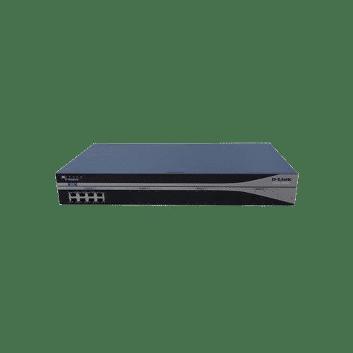 DVX-8000M یک IP PBX مبتنی بر نرم افزار Asterisk است.