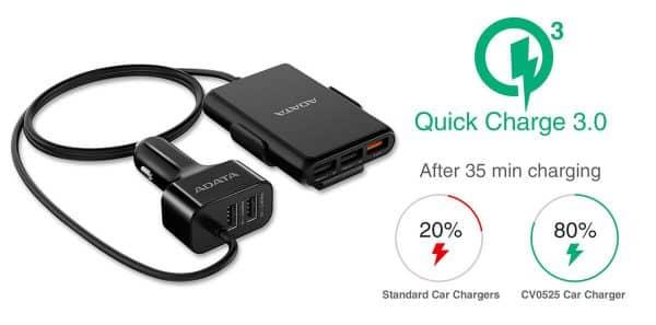 Fast Charge ( شارژ سریع )