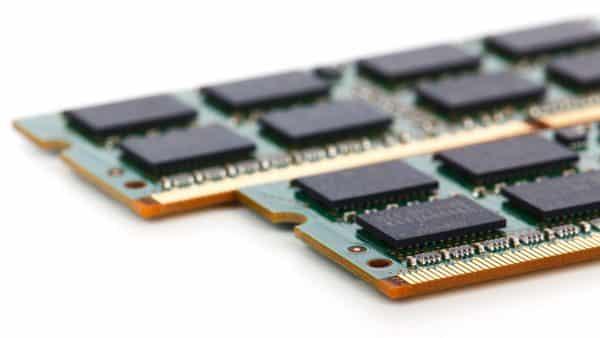 مقدار حافظه (RAM) برای سیستم