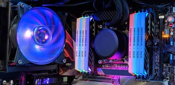 رم با ظرفیت 16 گیگابایت با حالت ست آپ Dual-DIMM