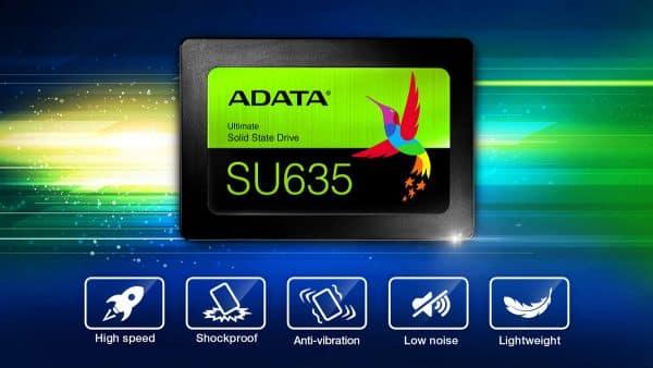 حافظه (SSD (Solid State Drive