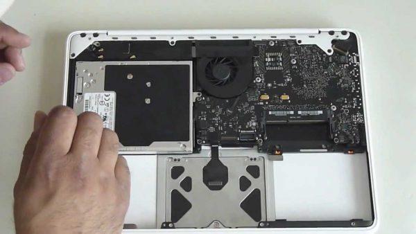 قابلیت دسترسی درایو لپ تاپ