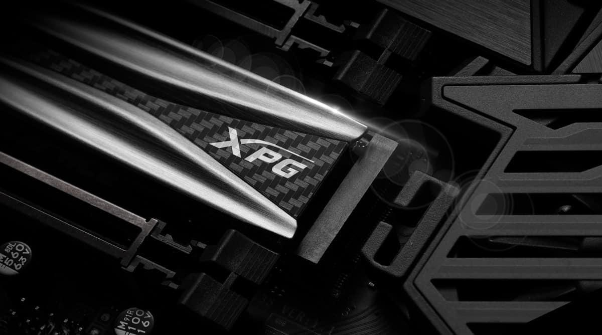 ای دیتا XPG GAMMIX S50 PCIe Gen4x4 M.2 2280