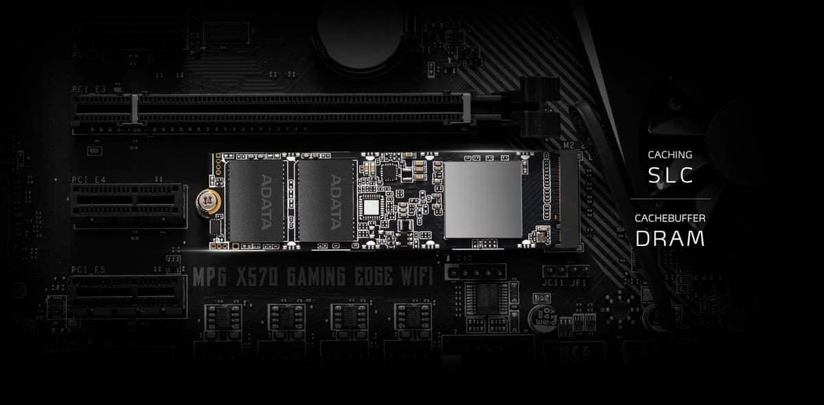 درایو SSD مدل SX8100