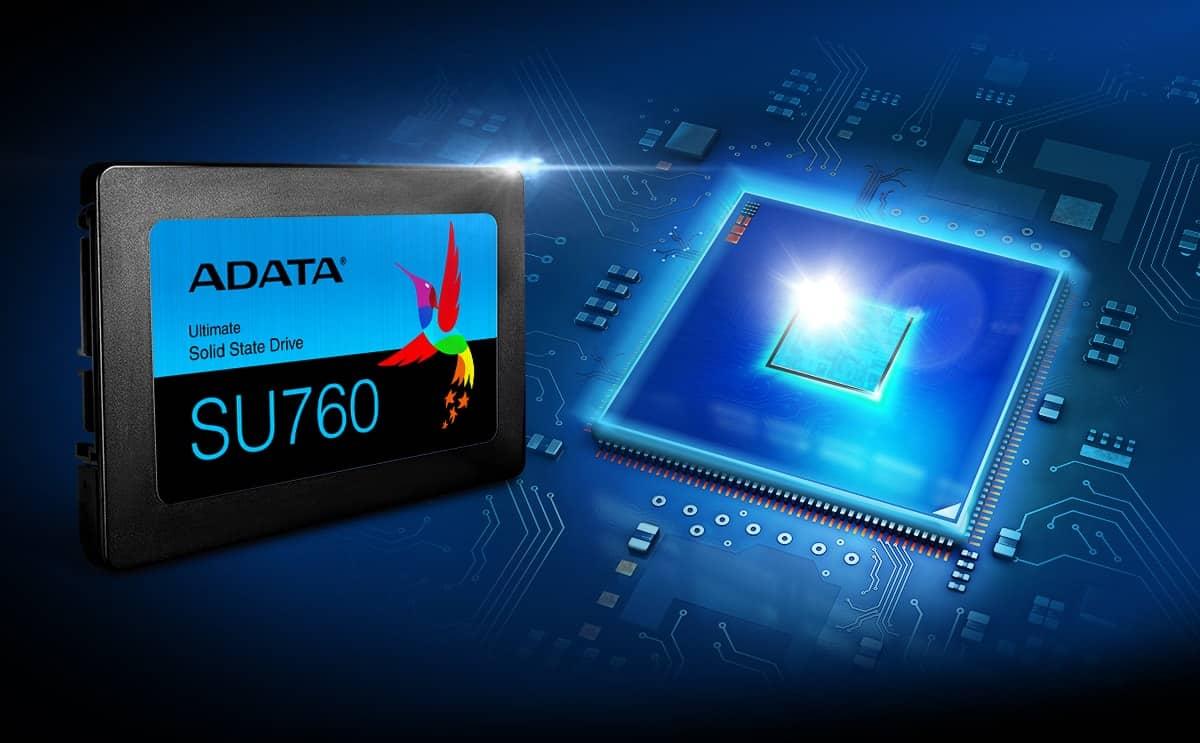 درایو SSD مدل SU760
