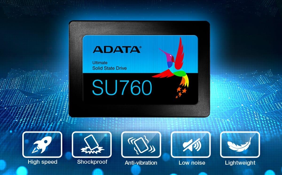 SSD مدل SU760