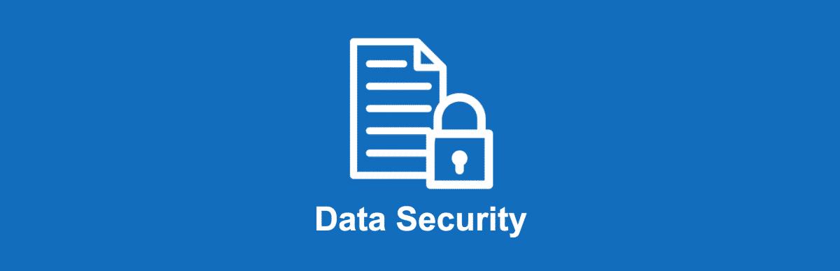 data security یا امنیت داده چیست ؟