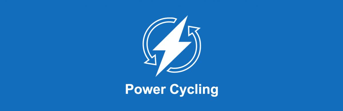 دیکشنری ای دیتا: Power Cycling چیست ؟
