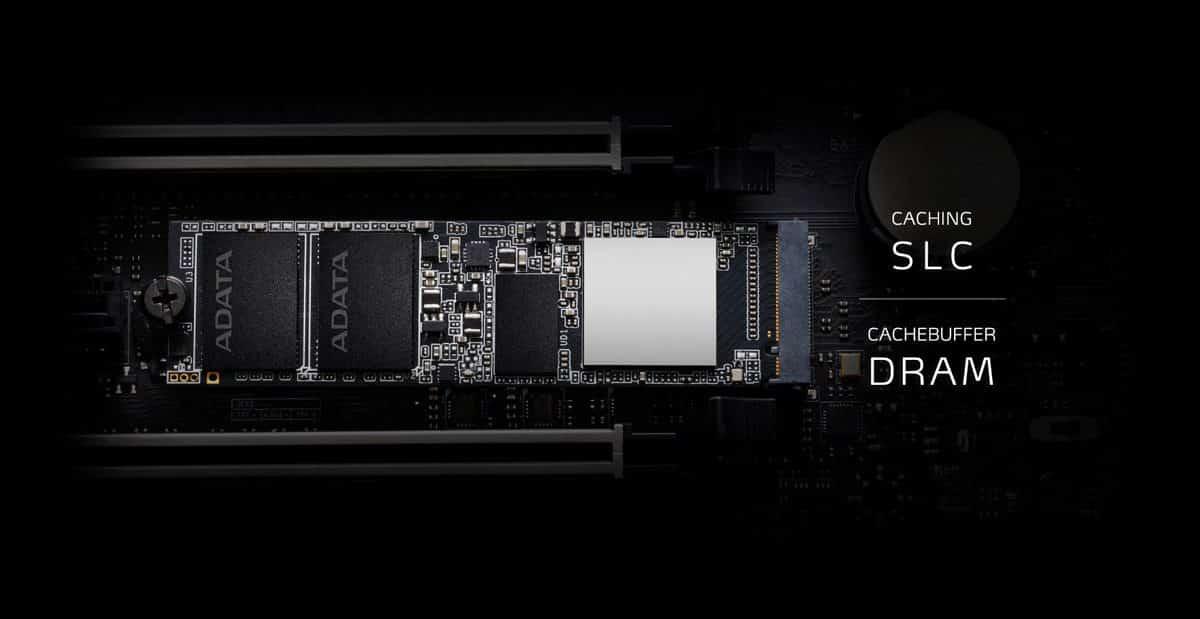 XPG SX8800 Pro PCIe Gen3x4 M.2 2280