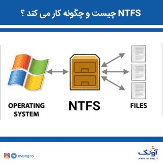 NTFS چیست و چگونه کار می کند ؟
