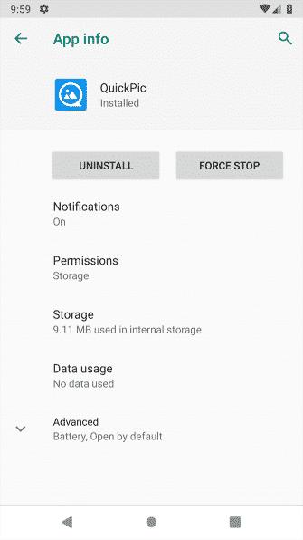 انتقال نرم افزارهای به صورت دستی روی SD کارت