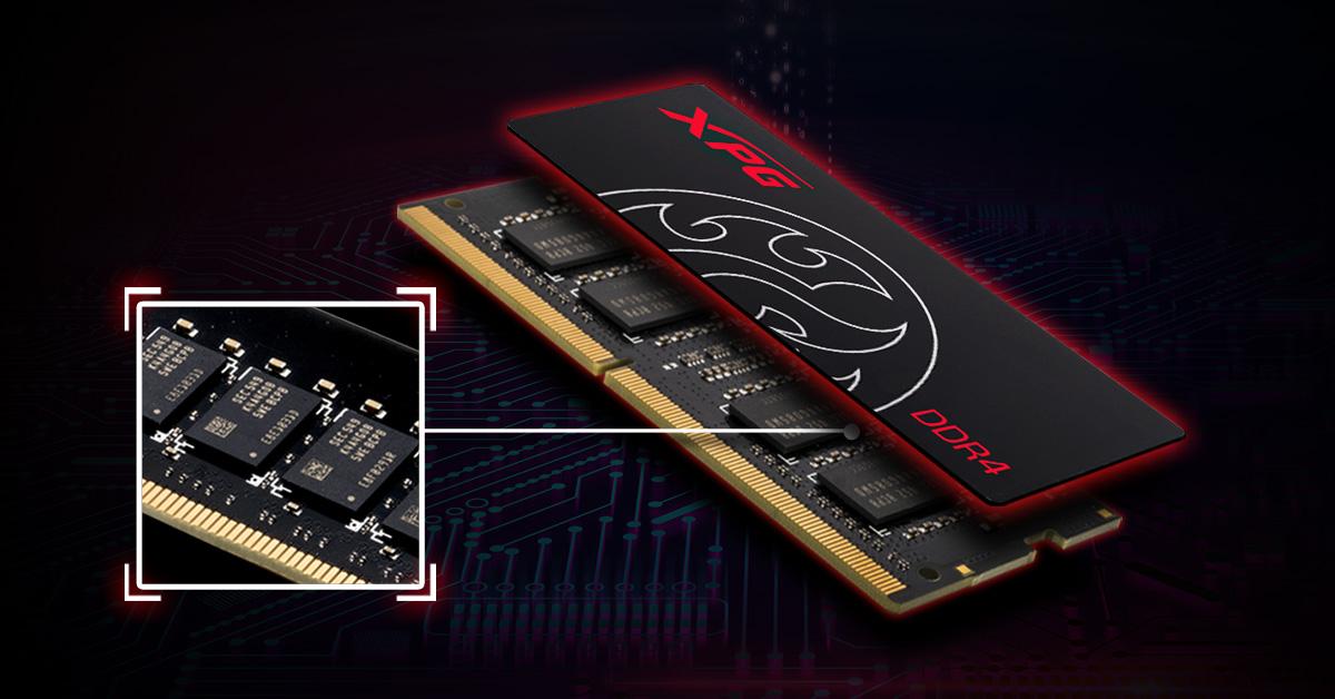 XPG Hunter DDR4