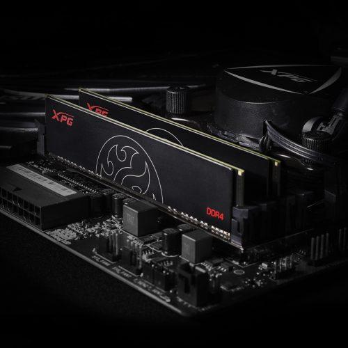 رم اورکلاک U-DIMM مدل xpg hunter