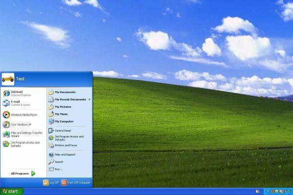 نحوه شناسایی نسخه ویندوز xp