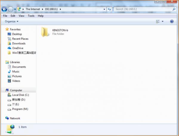 نام کاربری و رمز عبور FTP server