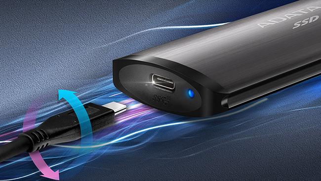 حافظه SSD اکسترنال SE760 ای دیتا