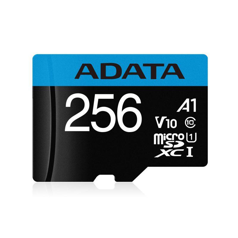کارت حافظه microSDXC-SDHC UHS-I کلاس A1 V10 ای دیتا