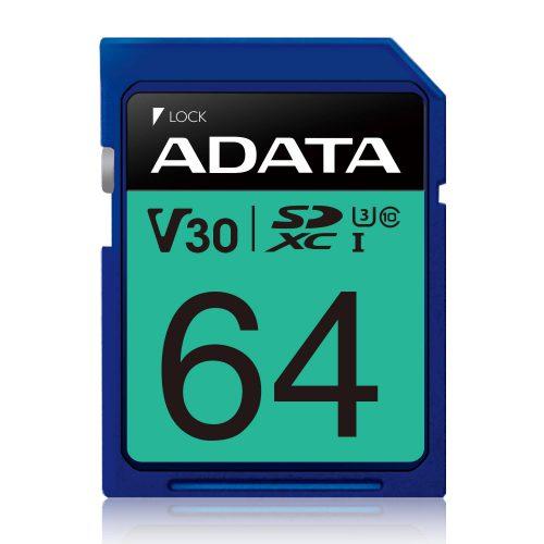 کارت حافظه SDXC UHS-I U3 ای دیتا