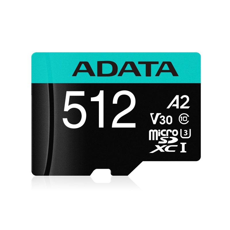 کارت حافظه UHS-I مدل 512 گیگابایت