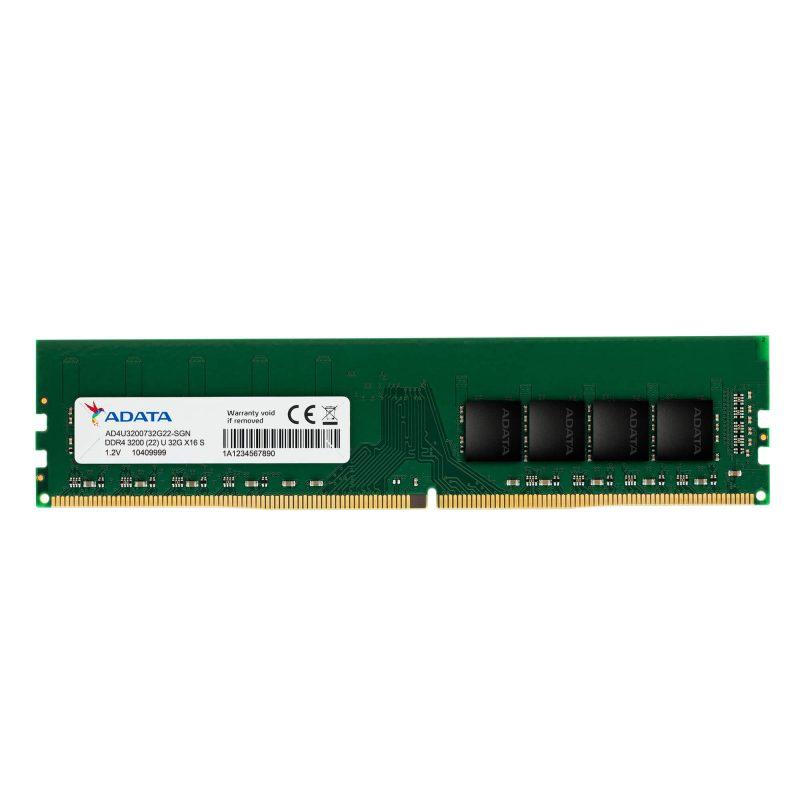 حافظه رم دسکتاپ DDR4 3200 ای دیتا
