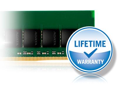 گارانتی مادام العمر Premier DDR4 3200 SO-DIMM