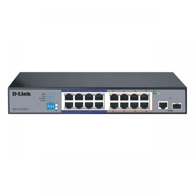 DES-F1016P-E دی لینک